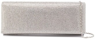 Rene Caovilla Stud-Embellished Clutch Bag