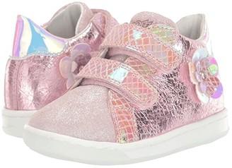 Naturino Falcotto Adhira VL SS20 (Toddler) (Pink) Girl's Shoes