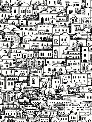 Cole & Son Mediterranea Wallpaper