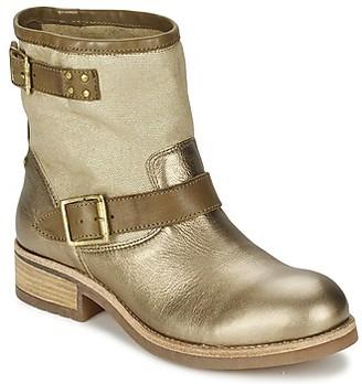 Koah NEIL women's Mid Boots in Gold