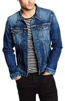 No Sleeve Denim Jean Jacket Men - ShopStyle UK