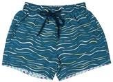 The Rocks Push Sun On Sea Balmoral Shorts