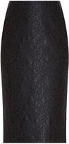 ADAM by Adam Lippes Bonded Lace Pencil Skirt