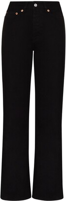 Our Legacy Draft straight-leg trousers