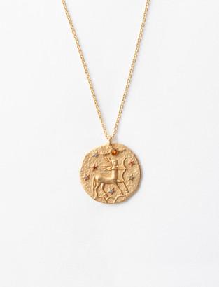 Maje Sagittarius zodiac sign necklace