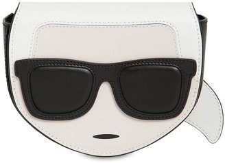 Karl Lagerfeld Paris Iconic Leather Belt Bag