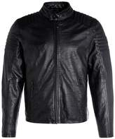 Gipsy Copper Leather Jacket Schwarz