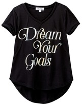 Ten Sixty Sherman Dream Your Goals Tee (Big Girls)