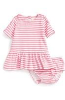 Kate Spade Infant Girl's Bow Trim Dress