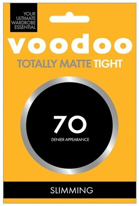 Voodoo Totally Matte 70 Slim Tight H31318 Black Ave-Tall