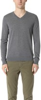 Theory Sovereign Riland V Neck Sweater