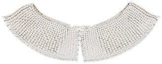Alessandra Rich Crystal Collar Necklace