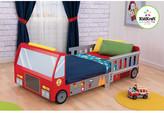 Kid Kraft Firefighter Toddler Car Bed