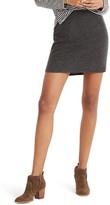 Madewell Women's Shirttail Miniskirt