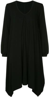 Taylor long-sleeve tunic dress