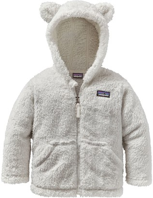 Patagonia Furry Friends Fleece Hooded Jacket - Infants'