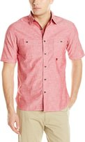 Woolrich Men's Modern Fit Route 99 Short Sleeve Shirt