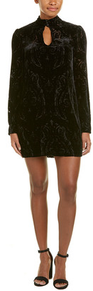 Nanette Lepore Indian Sunset Shift Dress
