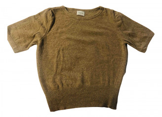 Benetton Camel Wool Knitwear