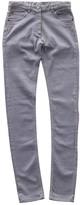 Maison Margiela Purple Cotton Jeans for Women