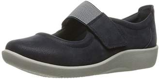 Clarks Women's Sillian Cala Mary Jane Flat
