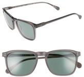 Raen Men's Wiley 54Mm Sunglasses - Matte Grey Crystal