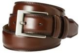 Merona Men's Silver Buckle Belt Brown