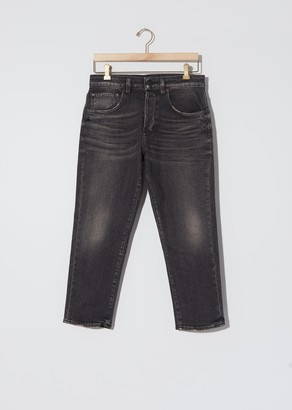 6397 Shorty Jeans Black Stone