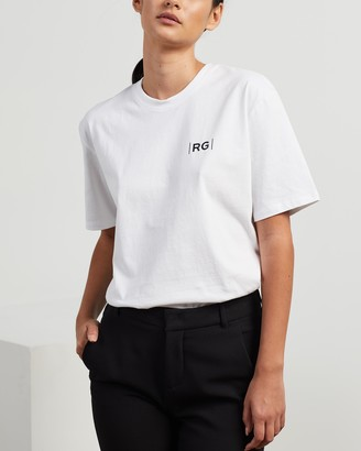 Rachel Gilbert Logo T-Shirt