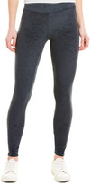 James Perse Mid-Rise Velvet Legging