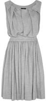 Vivienne Westwood Gardner pleated crepe dress
