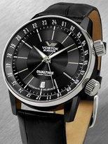Vostok Europe Vostok-Europe Men's Gaz-Limo Automatic Dual Time Watch 5602059