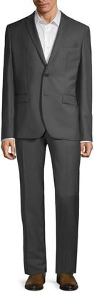 Versace Modern-Fit Virgin Wool Suit