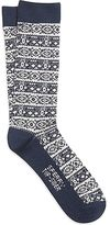 Sperry Nordic Stripe Extreme Soft Crew Sock