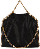 Stella McCartney medium Falabella fold-over tote - women - Polyester/Brass - One Size