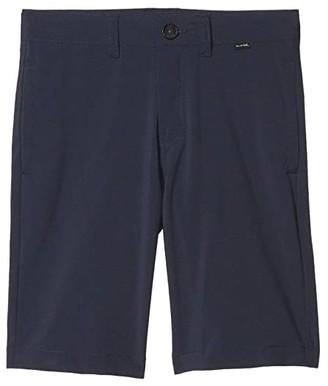 Travis Mathew Quick Pace (Big Kids) (Mood Indigo) Men's Shorts