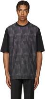 Christopher Kane Black Block T-Shirt