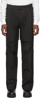 Post Archive Faction (PAF) Post Archive Faction PAF Black 2.0 Center Trousers