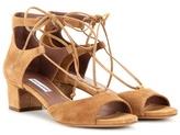 Tabitha Simmons Tallia 40 Suede Sandals