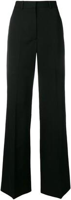 Stella McCartney Wide-Leg Tailored Trousers