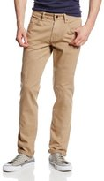Joe's Jeans Men's Distressed Colored Brixton Straight and Narrow Jean