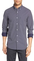 Nordstrom Men's Trim Fit Non-Iron Dress Shirt