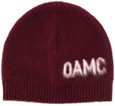 Oamc Logo Brand Beanie