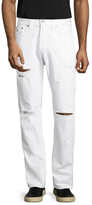 True Religion Geno Flap Pockets Straight Jeans