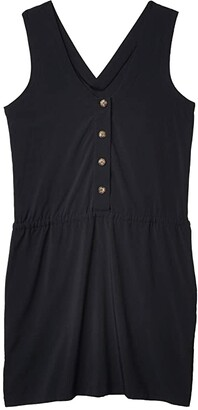 Toad&Co Sunkissed Liv Dress (Black) Women's Dress