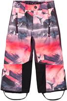 Molo Pink Mountains Jump Pro Ski Trousers