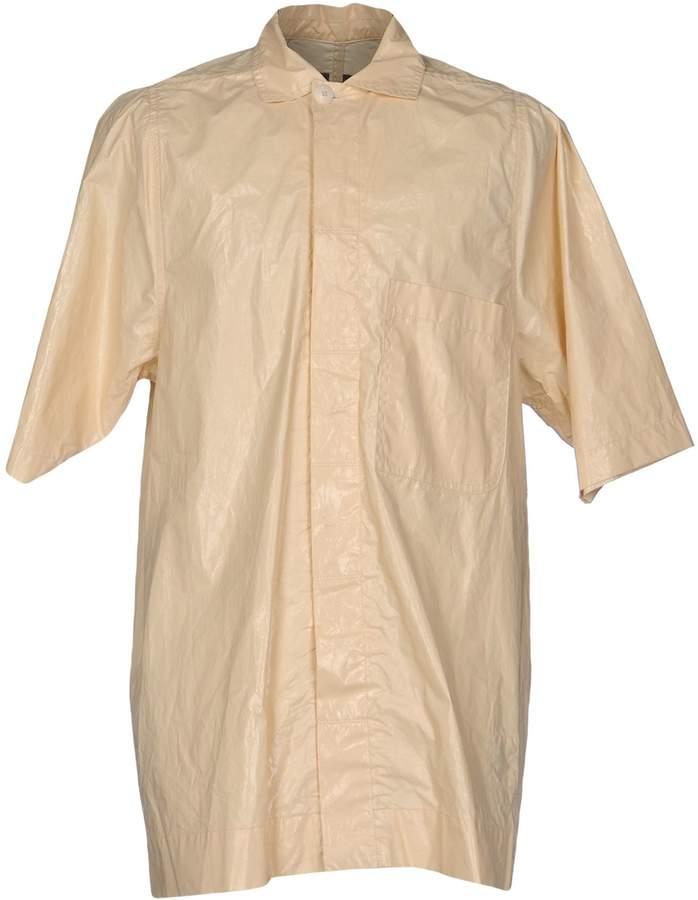 Rick Owens Overcoats - Item 41738479MA