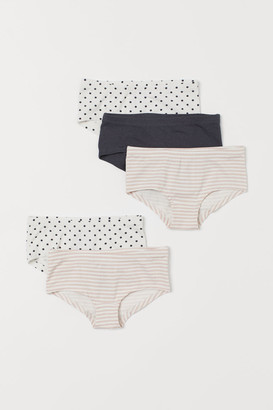 H&M 5-Pack Hipster Briefs