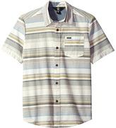 Volcom Rambler Short Sleeve Shirt Boy's Short Sleeve Button Up