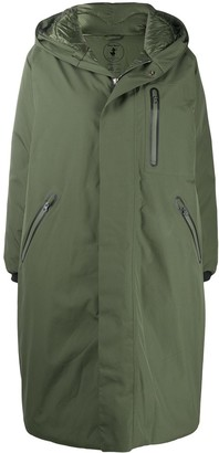 Save The Duck Mid-Length Padded Coat